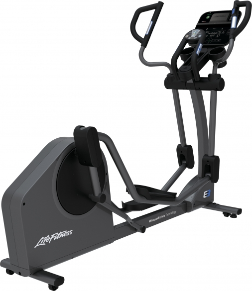 Life Fitness crosstrainer E3 Track Connect Console  LFE3TRACKCONNECT