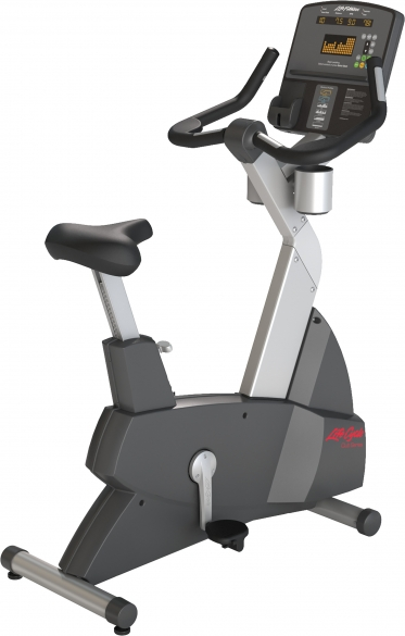 Life Fitness Exercise Bike Club Series Upright lifecycle (CSLU)  LFCLUBCYCLE