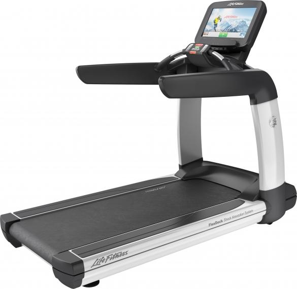 Life Fitness Treadmill Heart Rate Chart: LifeFitness Treadmill Platinum Club Series Discover SE