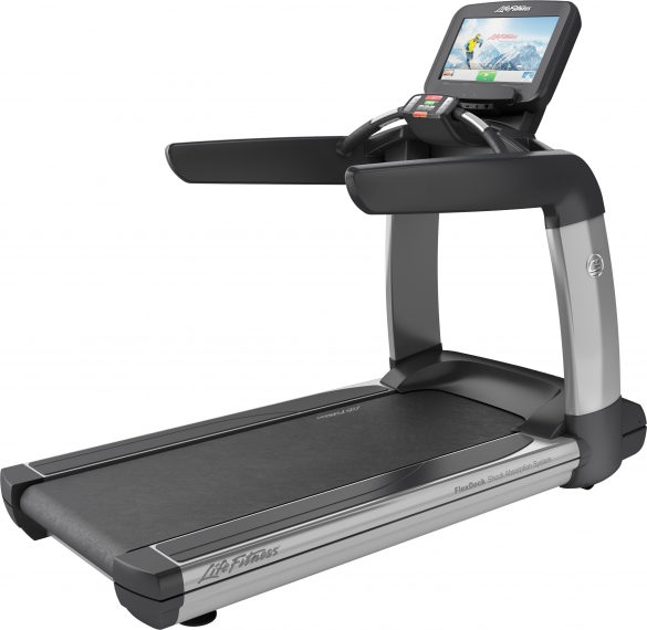Life Fitness Treadmill 95T Discover SE used  BBLFTR95TDSE