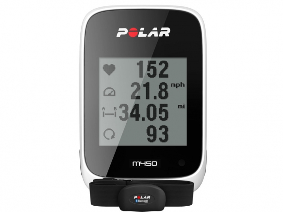 Polar M450 GPS bike computer HR  90055544
