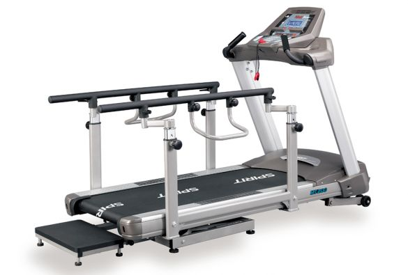 Spirit Treadmill medical MEDT200 with incline and decline  MEDT200