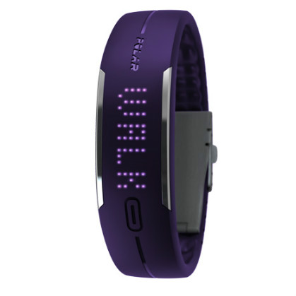 Polar Loop Activity Tracker black currant  POLARLOOPACTPA