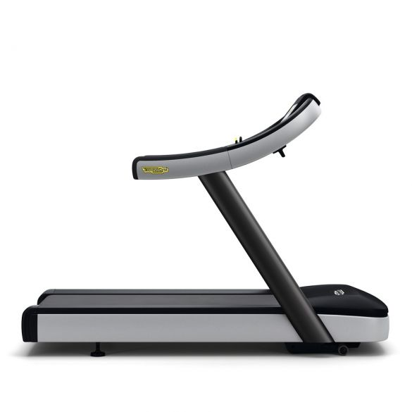 TechnoGym treadmill Run Now Excite+ 500i black used  BBTGRNE500IZW