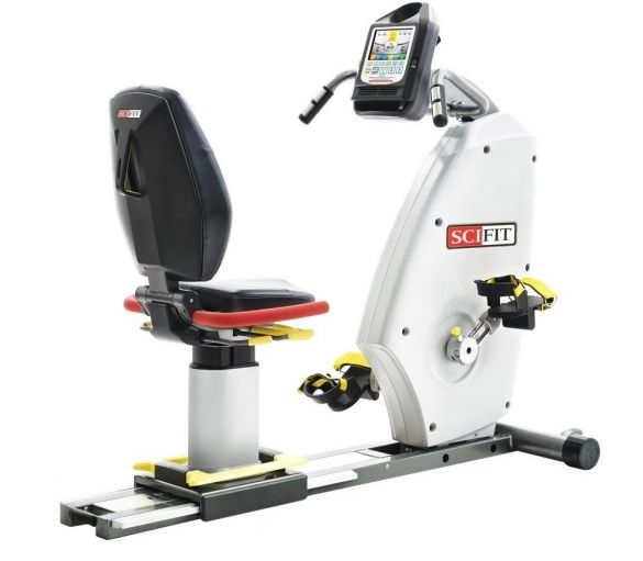 SciFit medical recumbent bike Inclusive Fitness ISO7000R  ISO7012R-INT