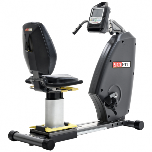 SciFit medical recumbent bike ISO1000R premium seat  ISO1011R‐ISBU