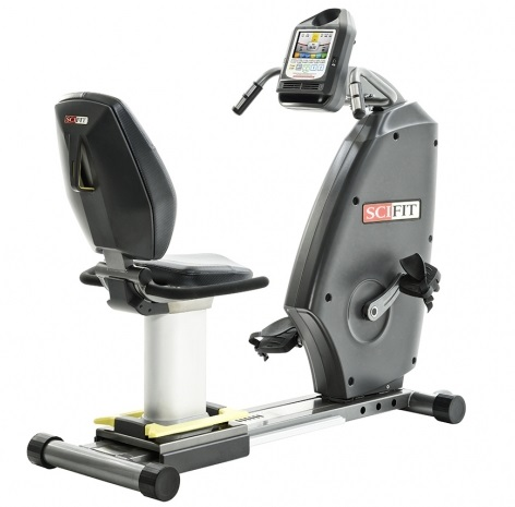 SciFit medical recumbent bike ISO1000R standard seat  ISO1010R‐ISBU