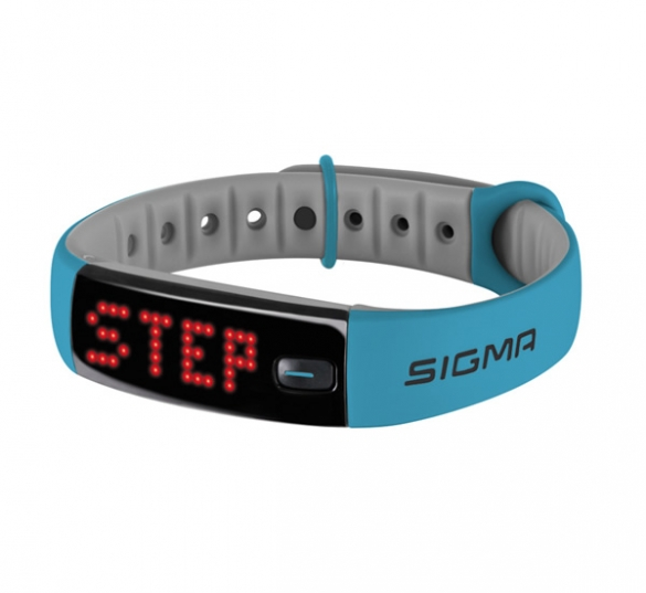 Sigma Activo Activity Tracker blue  THV041927