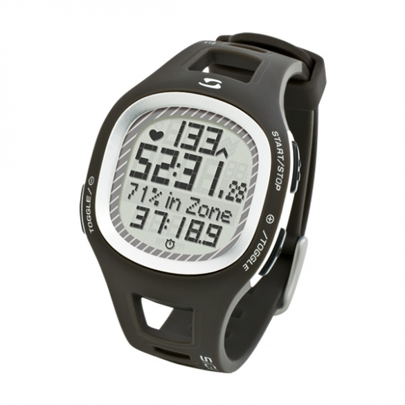Sigma PC 10.11 heart rate monitor grey  THV032278