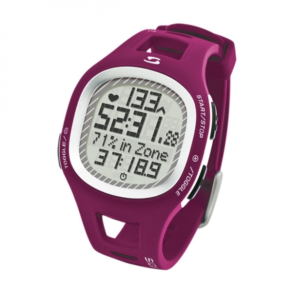 Sigma PC 10.11 heart rate monitor purple  THV032279