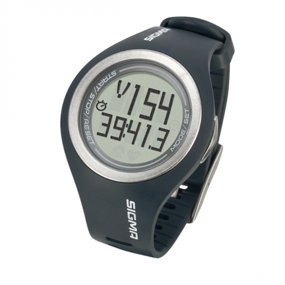 Sigma PC 22.13 heart rate monitor grey men  THV037038
