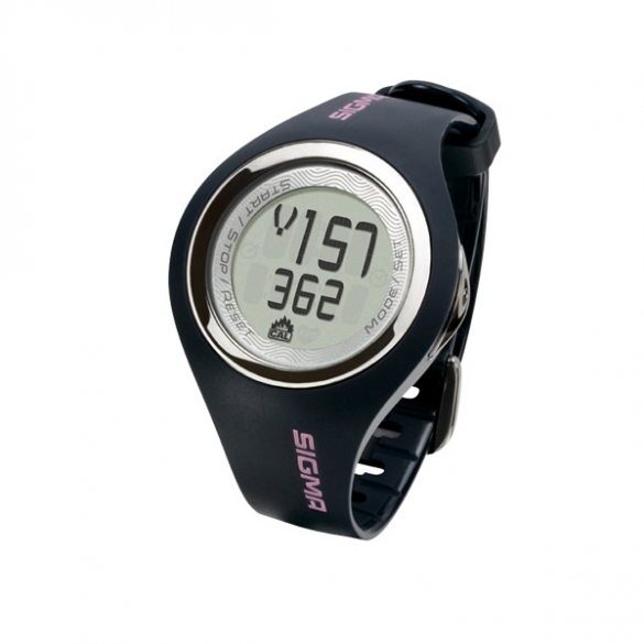 Sigma PC 22.13 heart rate monitor grey women  THV037036