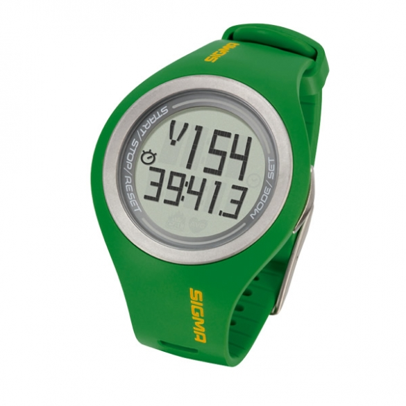 Sigma PC 22.13 heart rate monitor green men  THV037039