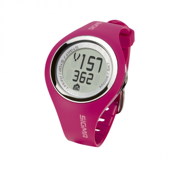 Sigma PC 22.13 heart rate monitor pink women  THV037037