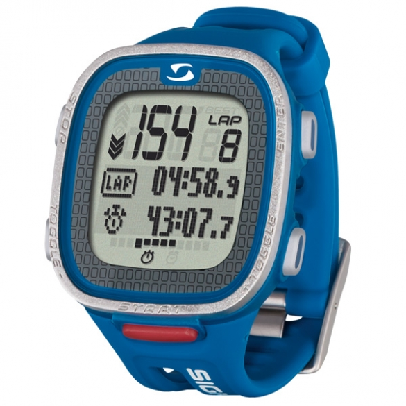 Sigma PC 26.14 heart rate monitor blue  THV041089