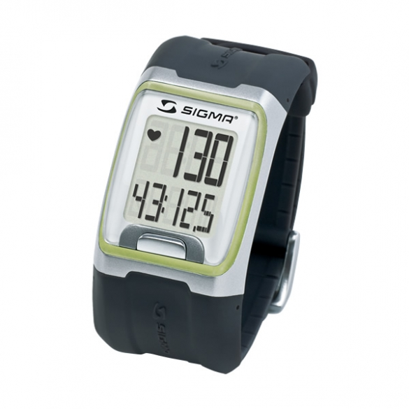 Sigma PC 3.11 heart rate monitor green  THV032275