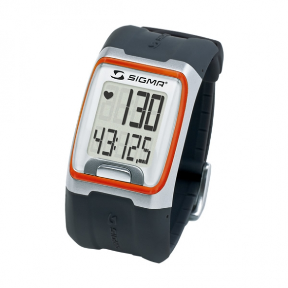 Sigma PC 3.11 heart rate monitor orange  THV032276