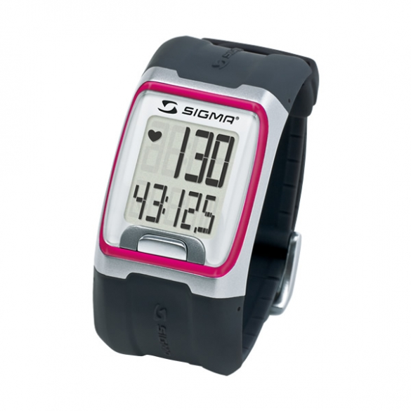Sigma PC 3.11 heart rate monitor pink  THV032274
