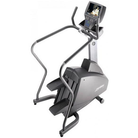 Life Fitness stepper 95Se used  BBLFSP95SE