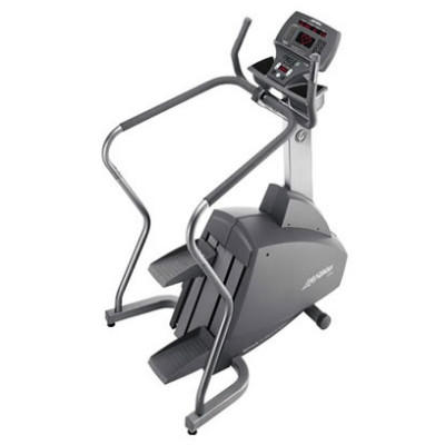 Life Fitness stepper 95Si used  BBLFSP95SI