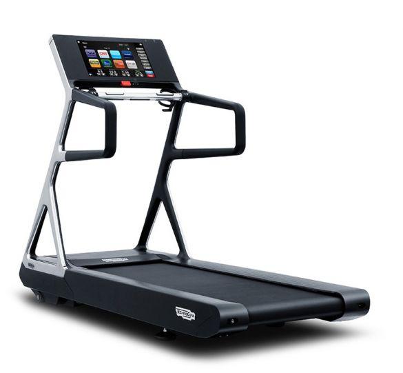 TechnoGym treadmill Run Personal Visioweb used  BBTGRPVLCDTVI