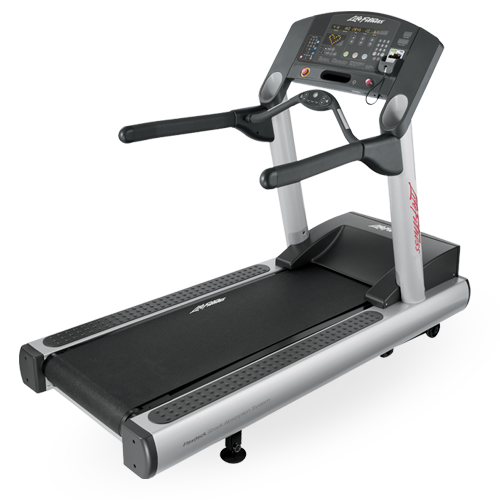 Life Fitness treadmill Integrity Series CLST used  BBLFTRCLST