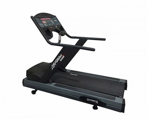Life Fitness treadmill 9500HR Next generation used  BBLFTR9500HR