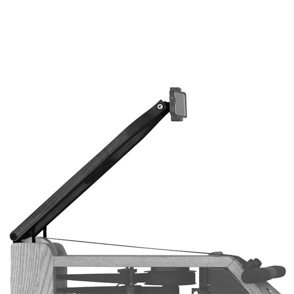Waterrower Phone and Tablet Arm Black  OFWR650LK