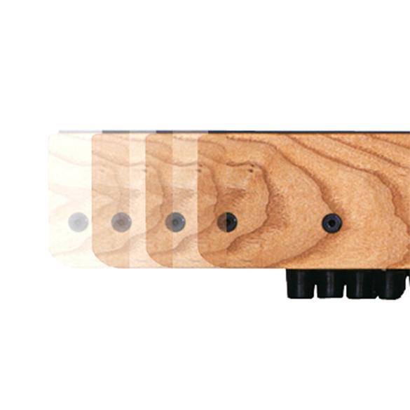 Waterrower XL rails natural oak wood  OFWR0220XL/oak