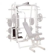 Body-Solid Lat Attachment for series 7 smith machine