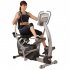 Octane Fitness Recumbent xR4ci xRide Deluxe Console with HR sensors  OCTxR4ci