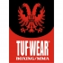Tufwear boxing bag leather 90 cm/28 kg  T37