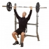 Body-Solid Pro ClubLine Shoulder press olympic weight station  SPB368G