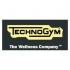 TechnoGym treadmill Run Excite 700i classic silver with LCD TV used  BBTGRE700IeCLCDTV