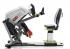 SciFit medical recumbent stepper StepOne premium seat  SONE03-ISBU